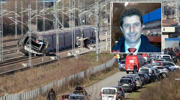 deragliato, treno, Giuseppe Cicciù, Reggio, Calabria, Cronaca