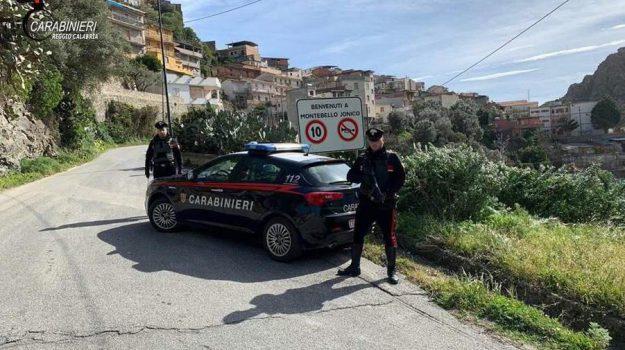 estorsione, montebello jonico, Reggio, Calabria, Cronaca