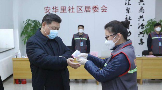 coronavirus, Xi Jinping, Sicilia, Mondo