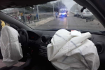 Nel tamponamento scoppia l'airbag, muore neonato a Pisa