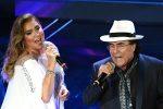 Al Bano e Romina ospiti a Sanremo: tutto l'Ariston canta ed è standing ovation