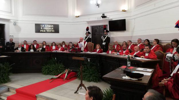 anno giudiziario, Domenico Introcaso, Catanzaro, Calabria, Cronaca