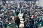 I Cammini neocatecumenali si preparano alla Quaresima, centinaia di fedeli a Rende