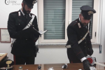 Nascondeva la droga dietro una statua della Madonna a Guardavalle, arrestato