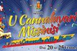Messina, tutto pronto per il Carnevale: il programma tra sfilate e spettacoli