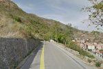 Castel di Lucio, sicurezza del centro abitato: intervento contro una frana