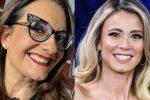"""Catena Fiorello e il monologo sulla bellezza di Diletta Leotta: """"Non ha reso giustizia alle donne"""""""