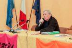 Messina, don Ciotti incontra dirigenti scolastici e istituzioni nel tribunale minorile