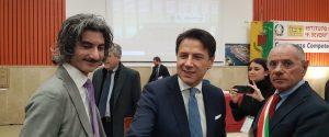 Il premier Conte a Gioia Tauro