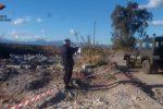 Corigliano, abbandonava rifiuti in una discarica abusiva: imprenditore denunciato