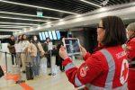 Coronavirus, controlli della temperatura corporea anche all'aeroporto di Lamezia