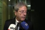 Coronavirus, Gentiloni: «Ci sarà impatto notevole sull'economia mondiale»