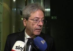 Coronavirus, Gentiloni: «Ci sarà impatto notevole sull'economia mondiale» Il commissario europeo dell'economia parla dei risvolti che può avere il coronavirus nei mercati - Ansa