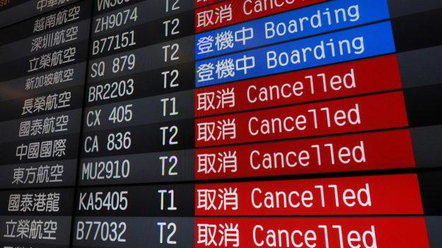 coronavirus, rimborso, turismo, volo cancellato, Sicilia, Economia