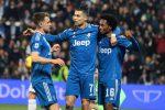 Segna sempre Ronaldo, la Juventus batte la Spal e consolida il primato