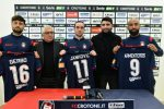 """Crotone, Vrenna e Ursino: """"Il calciomercato è andato bene, ora centrare la serie A"""""""