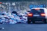 Rifiuti abbandonati a Reggio: in sei mesi 2 arresti, 55 denunce e multe per 23 mila euro
