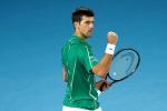 Djokovic aiuta l'Italia nella lotta al Coronavirus: donazione agli ospedali di Bergamo