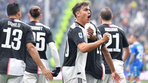 Serie A, la Juventus batte il Brescia. Goleada Fiorentina sulla Samp, bene Napoli e Parma