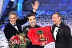 Al Festival di Sanremo vince Diodato con «Fai rumore», secondo Gabbani