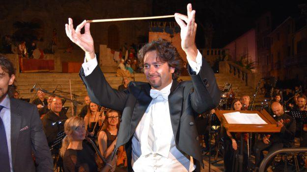 anniversario, catanzaro, nona sinfonia, politeama, Filippo Arlia, ludwing van beethoven, Sicilia, Cultura