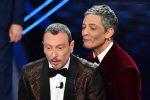 Sanremo, oltre il 50% di share per la seconda serata: mai così dal 1995