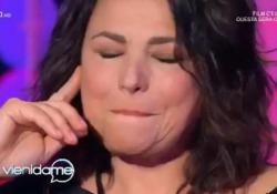 Francesca Alotta a 'Vieni da me': «Ho perso un figlio, ora lotto contro il cancro» La cantante, famosa per «Non Amarmi» nel Sanremo del 1992 con Aleandro Baldi, era ospite su Rai Uno - Corriere Tv