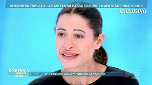 domenica live, tv, Gerardina Trovato, Sicilia, Società
