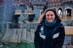 """La """"favola"""" di Giulia Siclari, le messinese vestierista degli artisti di Disneyland Paris"""