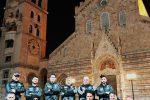 Club di harleysti si raduna per le vie di Messina, una serata all'insegna delle due ruote