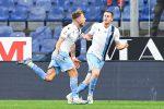 La Lazio non molla il sogno scudetto, battuto anche il Genoa a Marassi