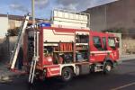 Domenica di incendi in Calabria e in Sicilia, 10 interventi dei vigili del fuoco