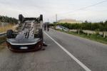 Tamponamento sulla strada provinciale 189 nel Cosentino, due feriti