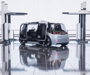 Jaguar presenta il futuro della mobilità urbana