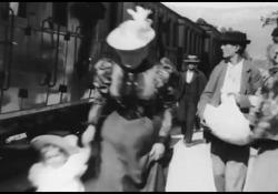 L'arrivo di un treno, il film dei Lumière ora è in 4k Il più classico dei film dei Lumière tornae l'artefice è l'intelligenza artificiale - CorriereTV