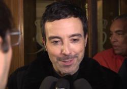 L'emozione di Diodato: «Sono scioccato, e pensare che la mia voce non mi piaceva» Il cantautore pugliese dice sì all'Eurovision song contest: «Dedico la vittoria alla mia famiglia e a Taranto» - Corriere TV