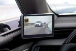 Lexus ES, specchietti retrovisori esterni virtuali