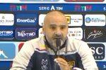 """Lecce, Liverani: """"Forti anche in attacco"""""""