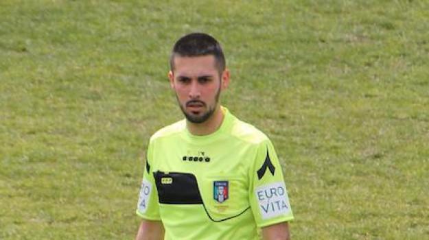 arbitro, incidente stradale, Gabriele Gravina, Loris Azzaro, Sicilia, Sport