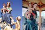 Madonna della Sanità di Badolato, statua quasi identica anche in Perù