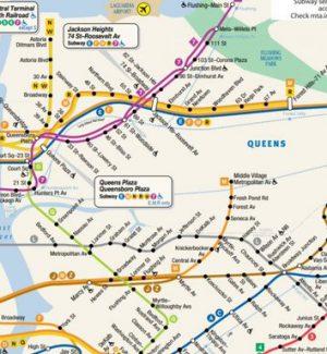 Usa, morto il grafico Michael Hertz: inventò l'iconica mappa della metro di New York