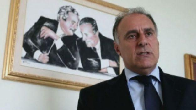 'ndrangheta, incontro, Maurizio Vallone, Nuccio Barillà, Reggio, Calabria, Cronaca
