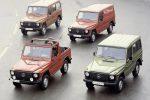 Mercedes Classe G: 41 anni di successi in stile off-road