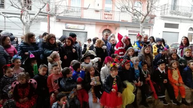 bambini, carnevale, festa, Catanzaro, Calabria, Cultura