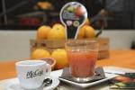 Nei McDonald's le spremute di arancia rossa di Sicilia