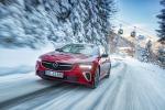 Opel Insignia GSI con trazione integrale avanzata