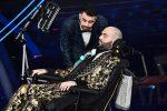 """Paolo, malato di Sla si esibisce a Sanremo: """"Non pensate mai di non farcela"""""""