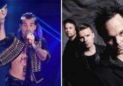 «Gigante» di Piero Pelù è troppo simile a un brano dei The Rasmus? Il confronto Il cantante arrivato quinto al 70esimo Festival di Sanremo, ma sui social c'è chi fa notare come il suo brano ricordi «Keep Your Heart Broken» - Corriere Tv