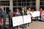 Medici convenzionati calabresi, protesta alla Regione per il rinnovo del contratto