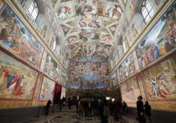 Occasione straordinaria e irripetibile per ammirare un Raffaello poco noto al grande pubblico. I Musei Vaticani espongono nella Cappella Sistina solo dal 17 al 23 febbraio, per il quinto centenario della morte di Raffaello Sanzio (1483-1520), i magnifici arazzi degli Atti degli Apostoli con le stori...